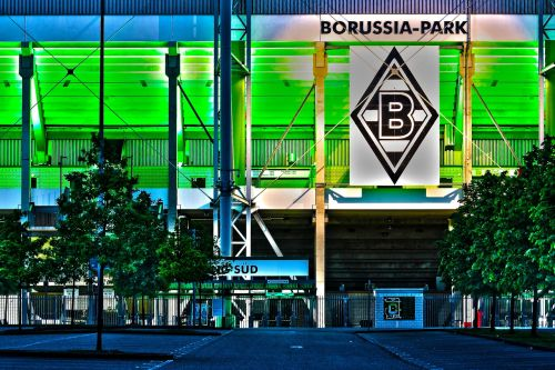 borussia stadium football