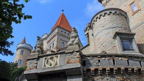 bory castle székesfehérvár architecture