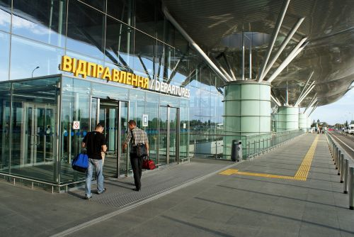 boryspil airport ukraine