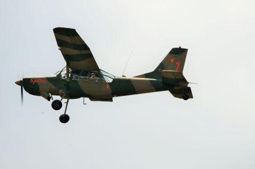 Bosbok Airplane