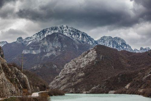 bosnia nature mountain