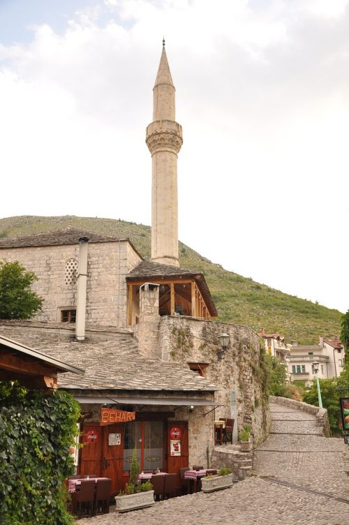 bosnia mostar monument