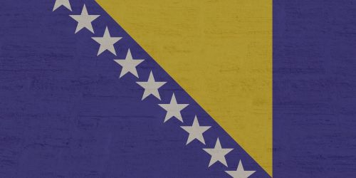 bosnia-and-herzegovina flag federation-of-bosnia-and-herzegovina
