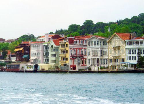 bosphorus turkey istanbul