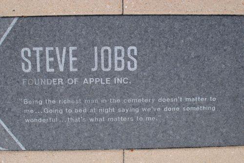 boston steve jobs sayings
