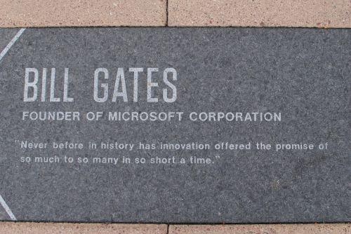 boston bill gates sayings