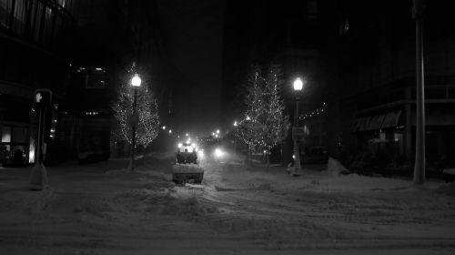 boston snow blizzard