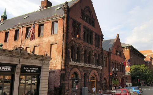 boston architectural college boston college