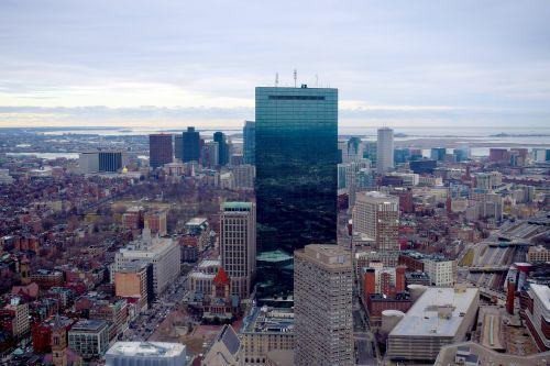 boston massachusetts boston ma boston skyline