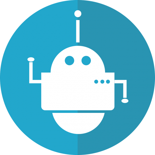 bot icon robot automated