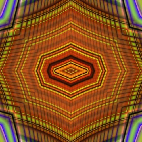 Both Axis Kaleidoscopic