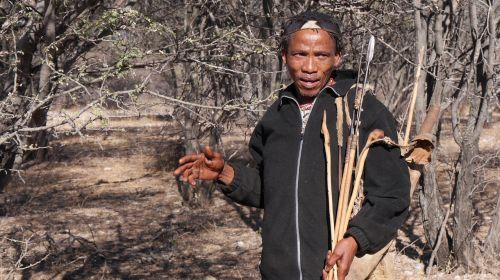 botswana bushman indigenous culture