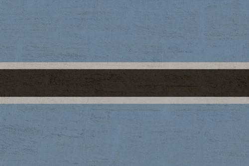 botswana flag flags