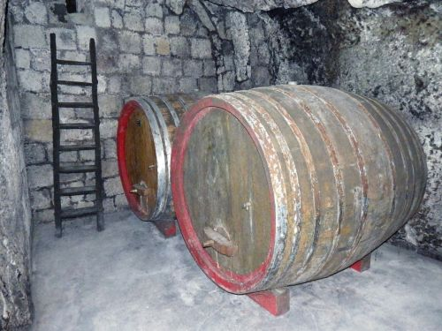 botte cellar wine