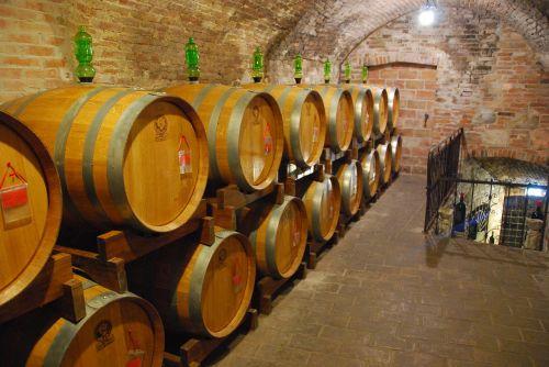 botti wine cellar