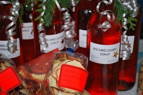 bottle syrup market
