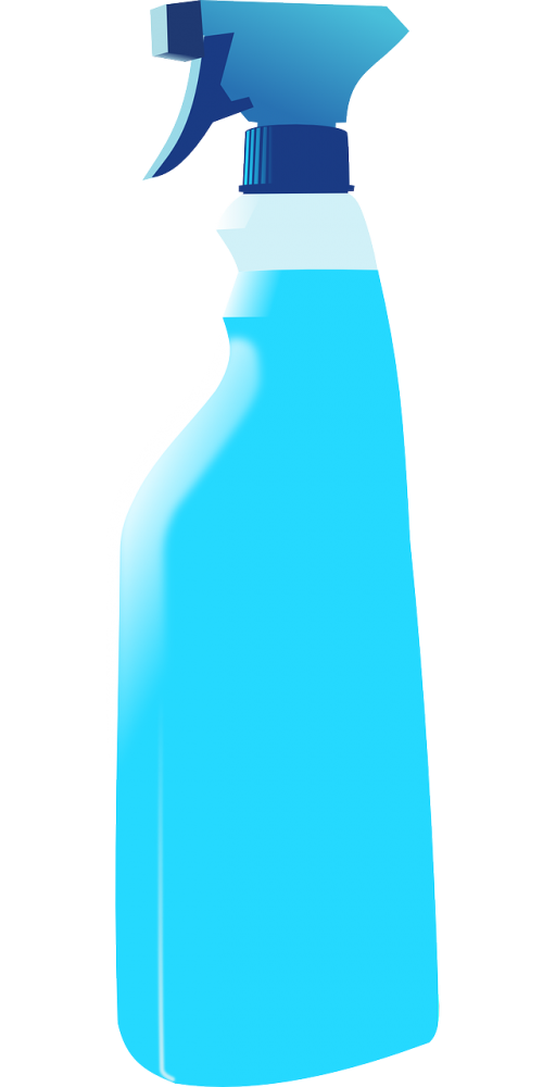 bottle plastic squirt