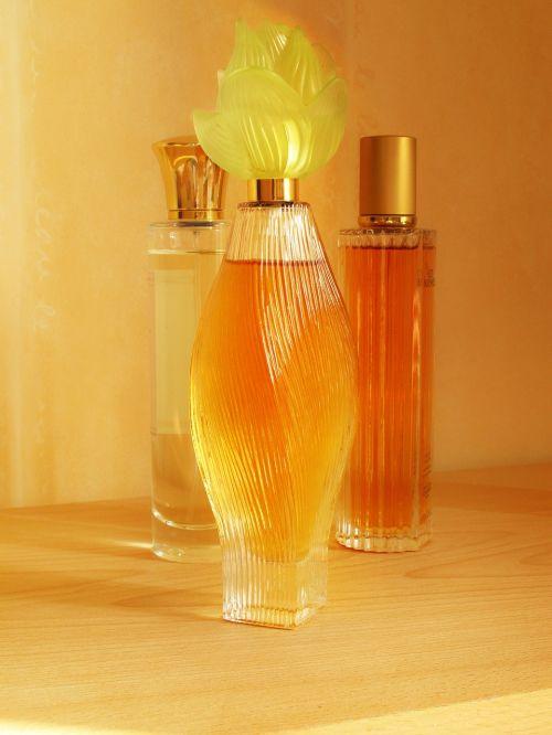bottle perfume glass
