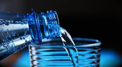 bottle mineral water bottle of water
