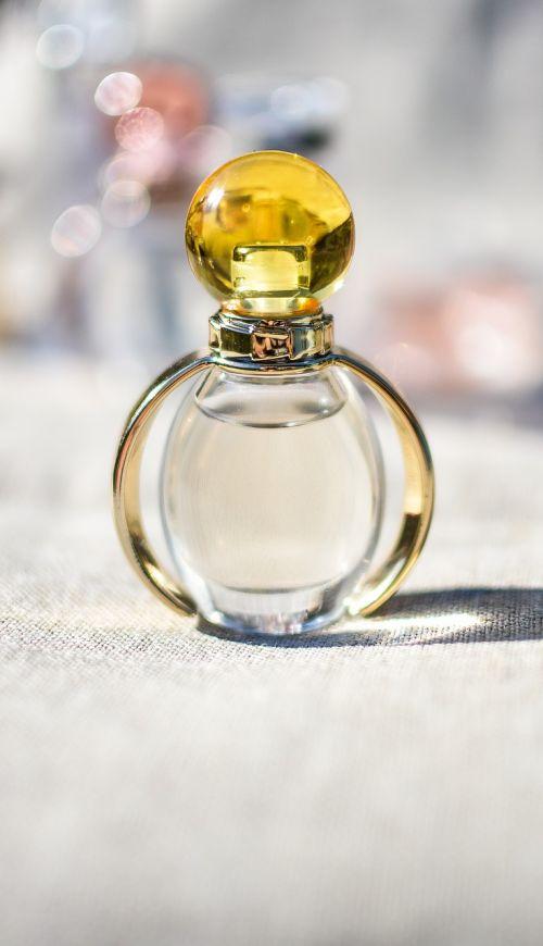 bottle perfume perfume bottle
