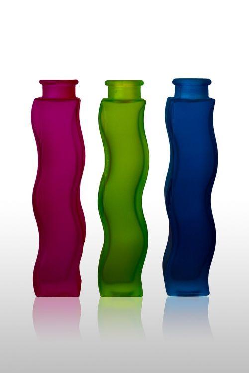 bottle glass decoration