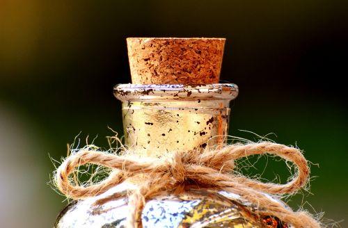 bottle cork cord