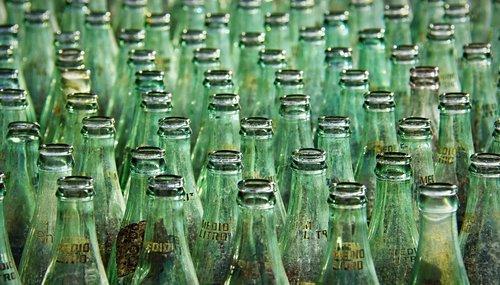 bottle  bottles  glass