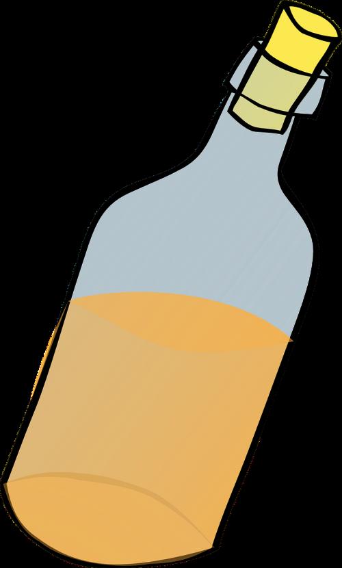 bottle cork whisky
