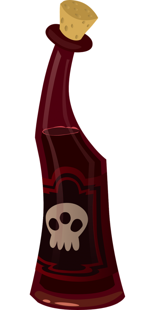 bottle glass toxic