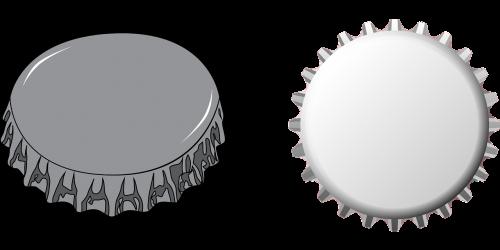 bottle caps metal caps