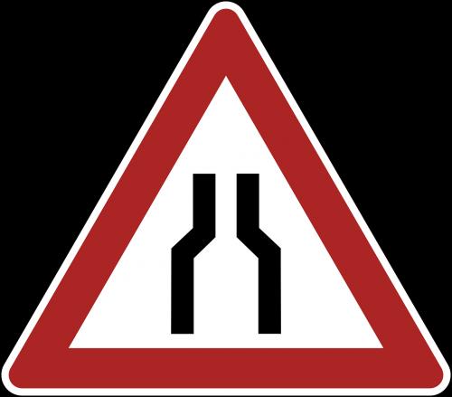 bottleneck danger warning