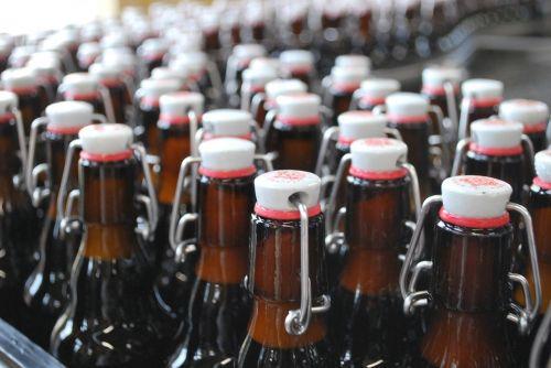 bottles beer fill