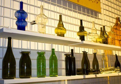 bottles glass bottle
