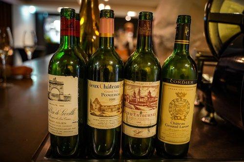 bottles  wine bottles  empty bottles