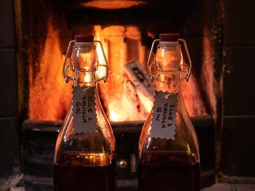 bottles  homemade  craft