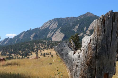 boulder colorado mountain