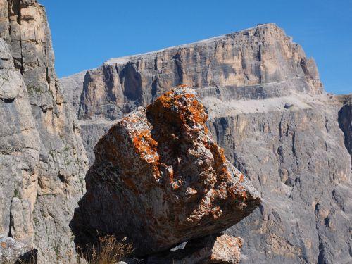 boulder rock fouling