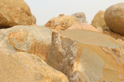 Boulders Rocks