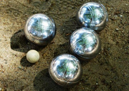 boule boule balls french