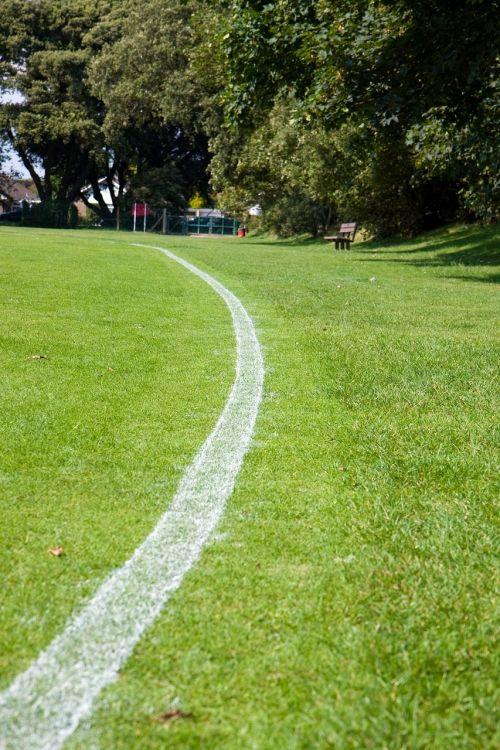 boundary line white line