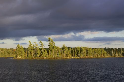 boundary waters minnesota lake