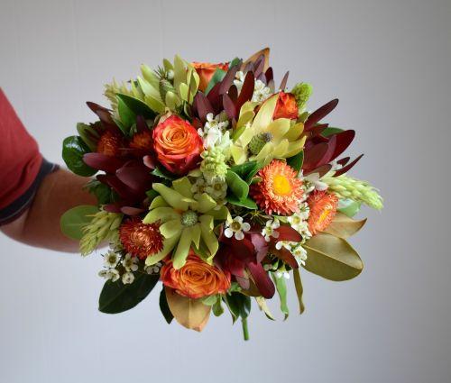 bouquet flowers roses