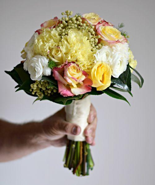bouquet florist wedding