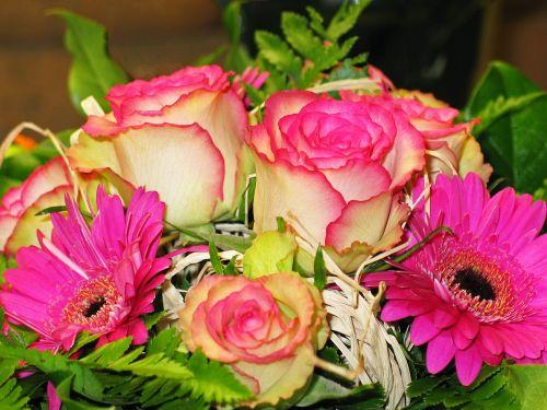 bouquet flowers bouquet of flowers