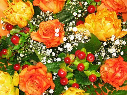 bouquet of flowers florist bouquet of roses