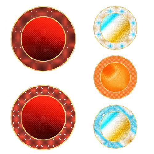Decorative Buttons # 2