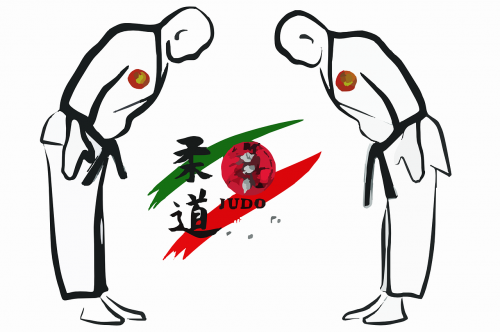 bow martial arts obeisance