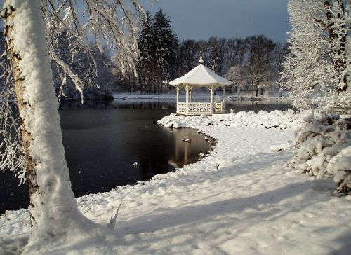 bower stirin winter