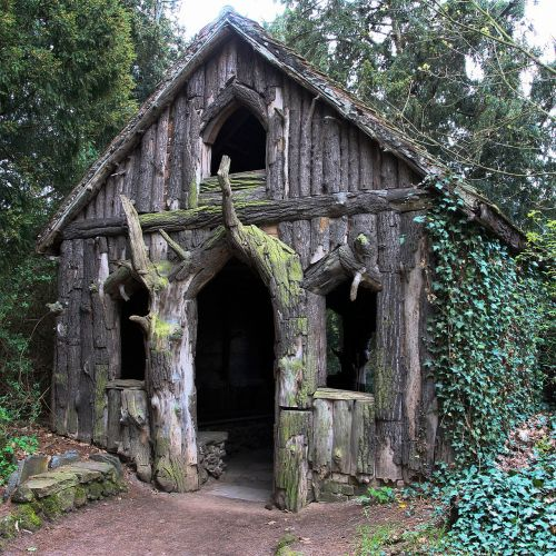 bower cottage witch's house
