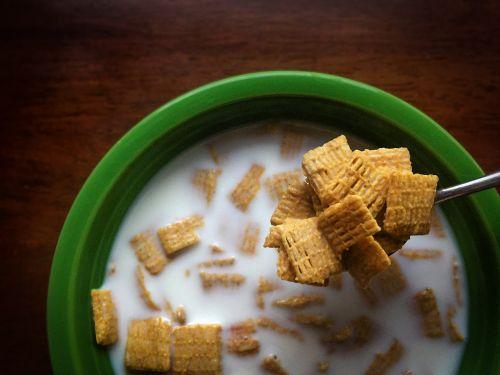 bowl breakfast cereal